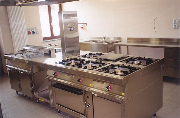 Cucina per ristorante usata roma