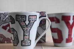 sweet years tazza mug