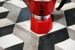 mocca red bialetti