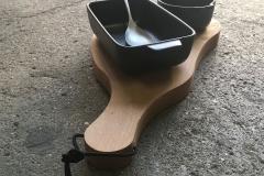 mini cocotte in ceramica